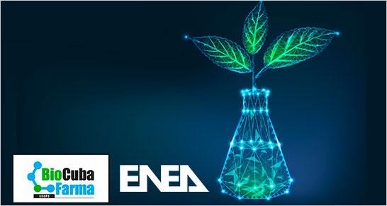 Salute ENEA BioCubaFarma biofarmaci