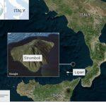 """Esplosione Stromboli, l'esperto: """"parossismo violento che non è legato ai terremoti, proprio questo ci preoccupa"""""""