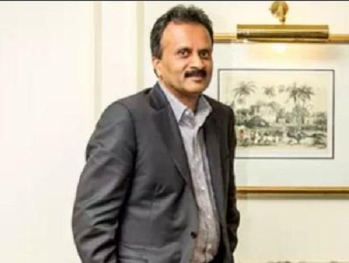 V.G. Siddhartha