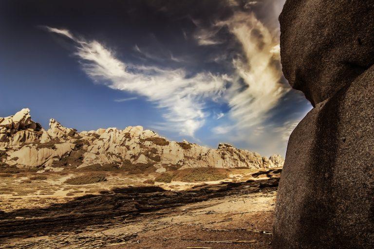 Valle della Luna, Sardegna