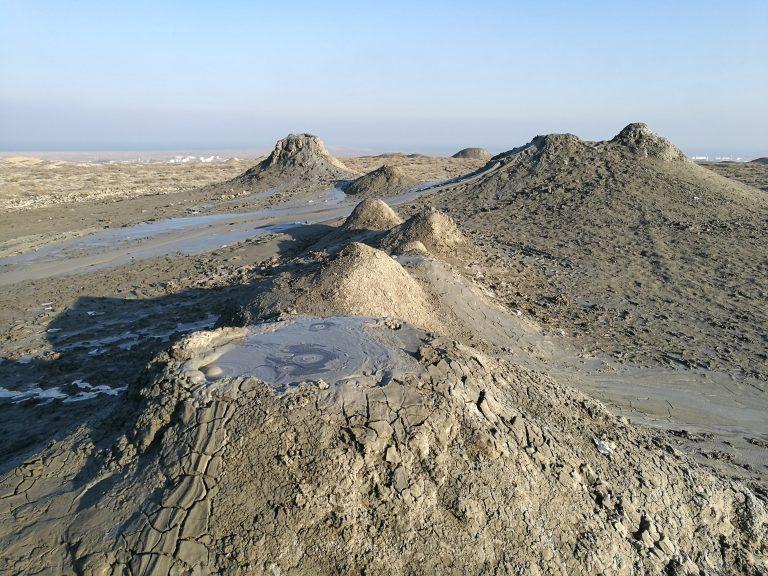Vulcani di Fango, Azerbaijan