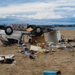 Tornado in Grecia, Calcidica devastata: 6 turisti morti, un disperso e 108 feriti [FOTO, VIDEO e AGGIORNAMENTI]