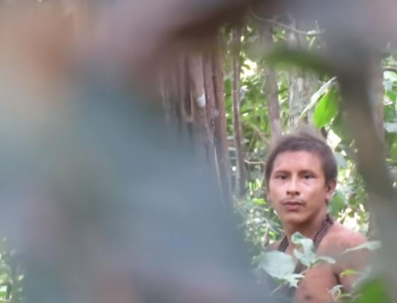 tribù amazzonia awa
