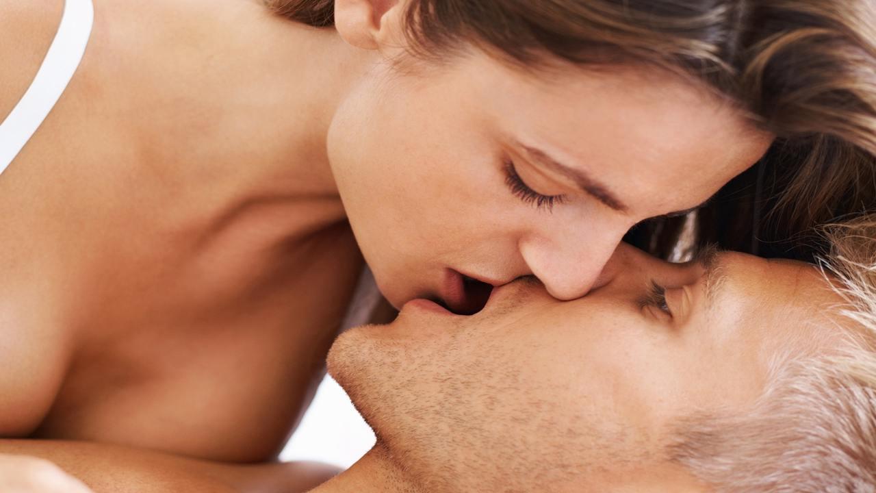 erezione quando si bacia