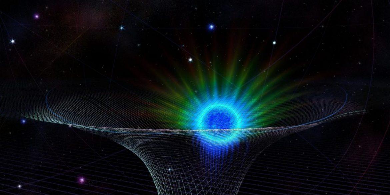 buco nero einstein