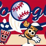 Independence Day 2019, un bellissimo Doodle interattivo di Google: partita di baseball a colpi di barbecue [GALLERY]