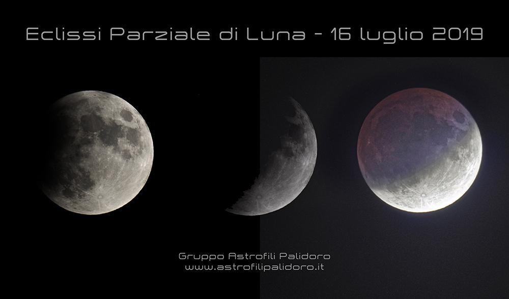 eclissi parziale luna astrofili palidoro