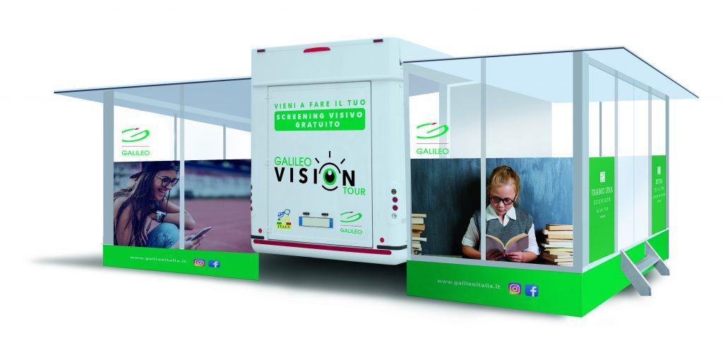 galileo vision tour