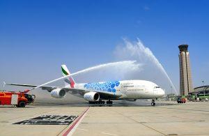 A380 di Emirates