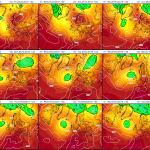 """Previsioni Meteo, ondata di caldo africano """"soffoca"""" mezza Italia ma attenzione al weekend: sfuriata di maltempo estremo, sarà una Domenica tempestosa"""