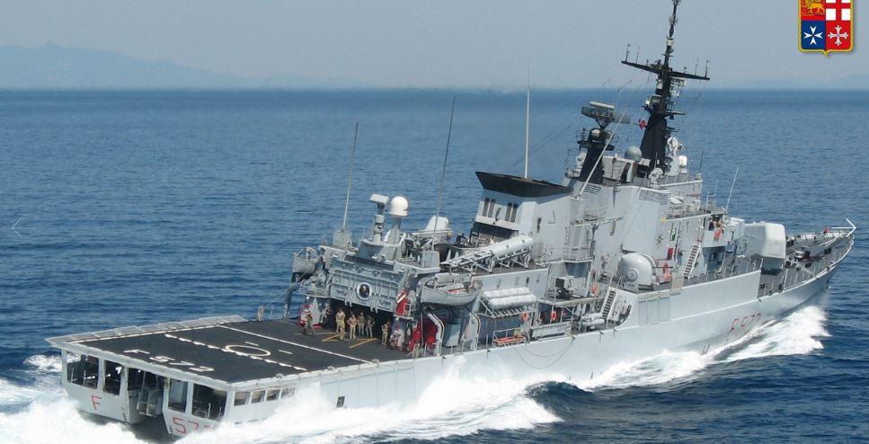 nave libeccio marina militare