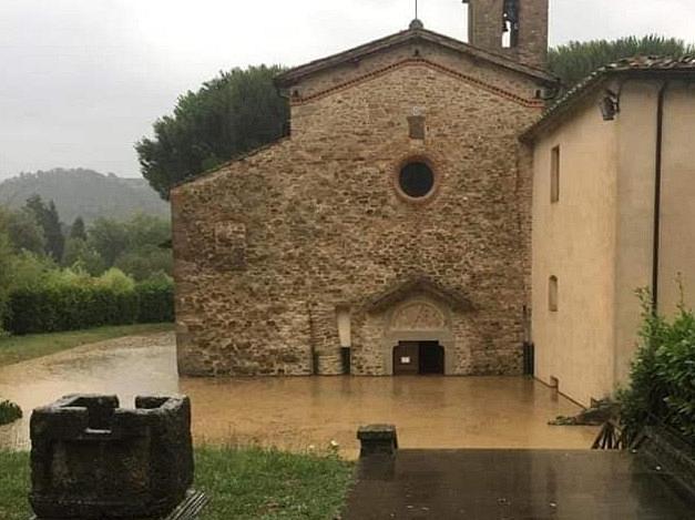 Pieve di Sant'Eugenia al Bagnoro