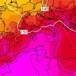 Previsioni Meteo Agosto, l'ultimo mese dell'estate inizierà con una veloce ma intensa ondata di caldo Africano al Sud e forti temporali al Nord [MAPPE]