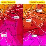 Meteo Luglio, le Previsioni: nuova ondata di caldo innescherà maltempo estremo con temporali e grandine in tutt'Italia