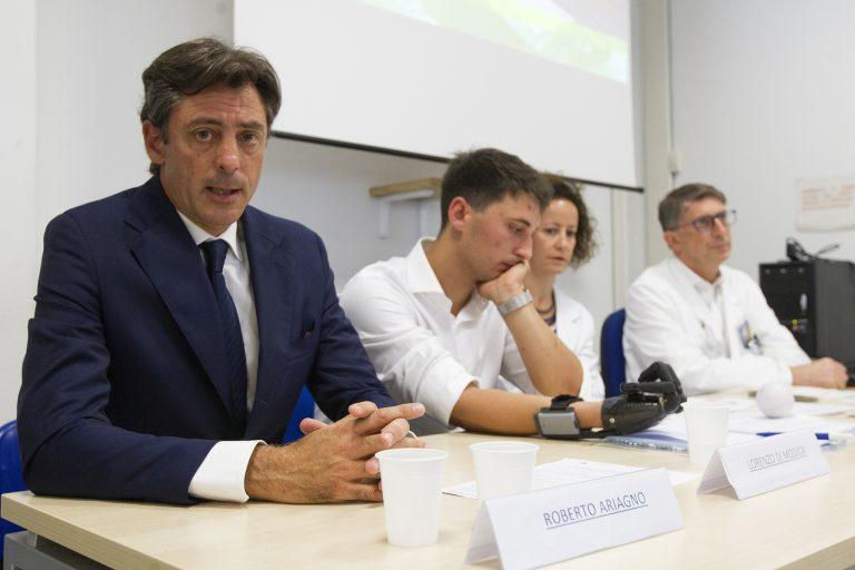 Ivan Benedetto/LaPresse