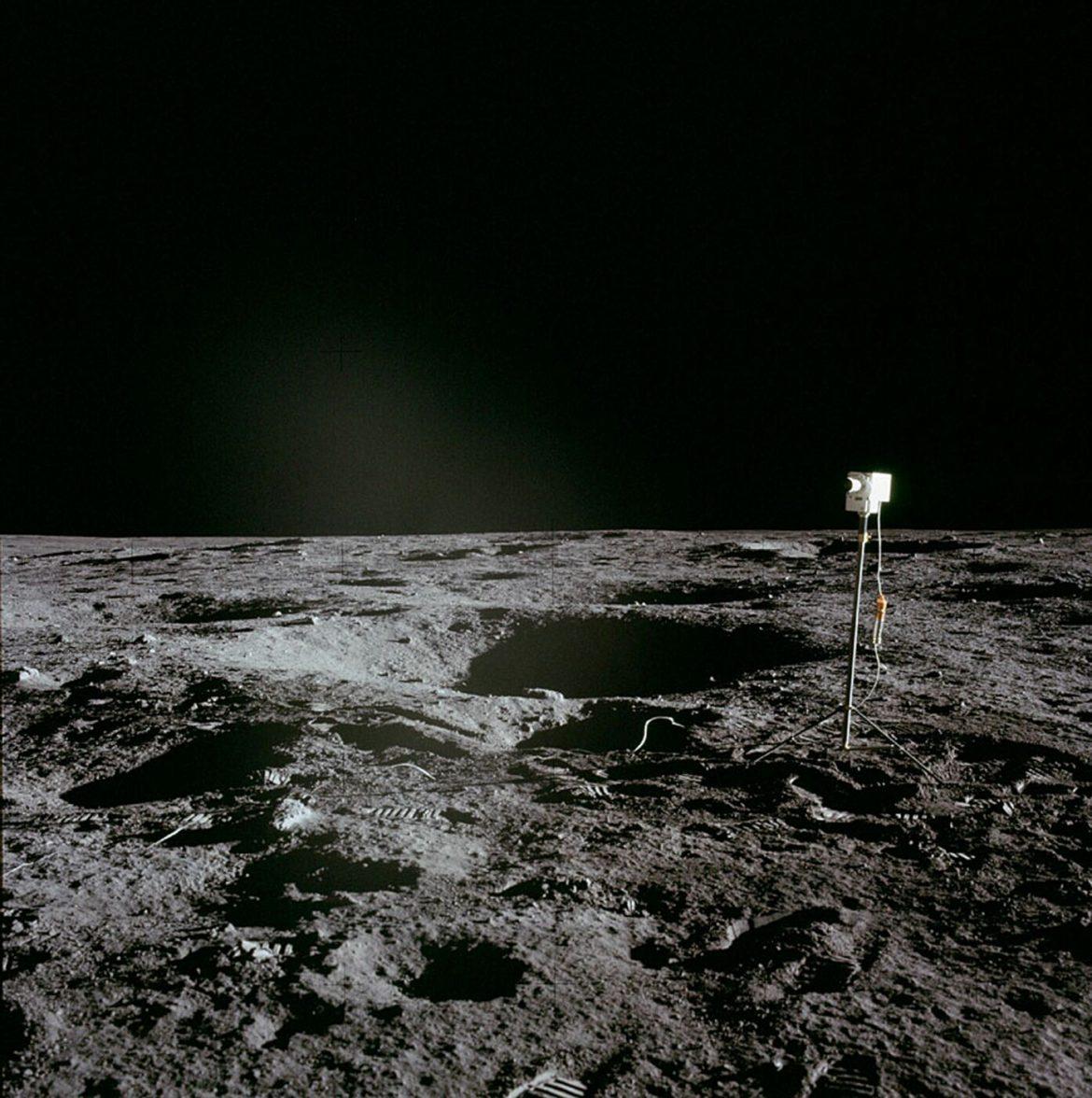 L'anniversario dello Sbarco sulla Luna - foto di repertorio