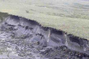 scioglimento permafrost
