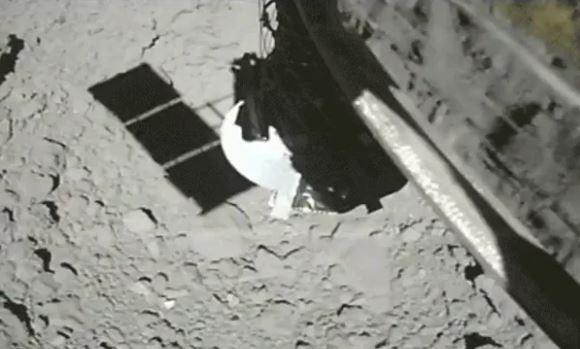 sonda Hayabusa 2 asteroide Ryugu