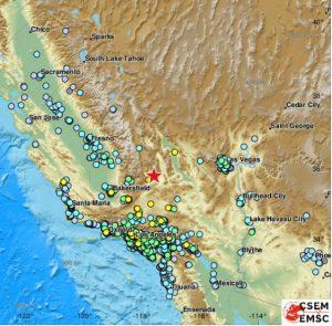 terremoto california emsc