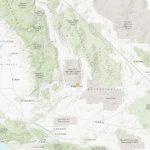 Paura in California: terremoto vicino Los Angeles, sciame sismico in atto [MAPPE e DATI]