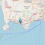 Scossa di terremoto a Pozzuoli, ecco DATI e MAPPE