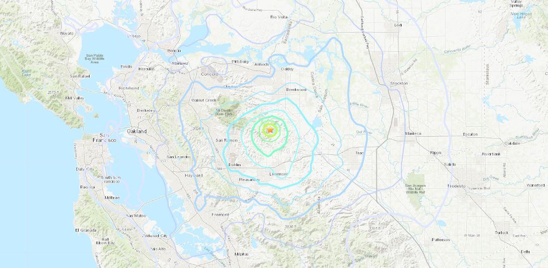 terremoto san francisco
