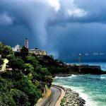 Violenti temporali sul Tirreno: enorme tornado in Corsica, bombe d'acqua e panico a Bastia. Il maltempo si sposta verso il Sud, massima allerta meteo [FOTO e VIDEO]