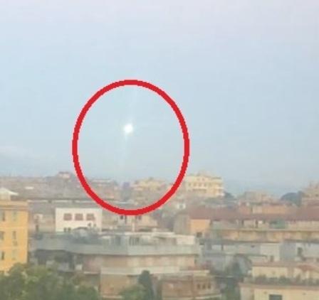 ufo roma