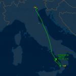 Maltempo, forti temporali in Calabria: due voli da Treviso e Roma non riescono ad atterrare a Lamezia Terme [LIVE]