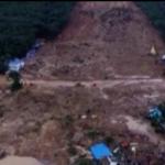 Frana travolge un villaggio in Myanmar: 22 morti, fino a 100 dispersi [FOTO]