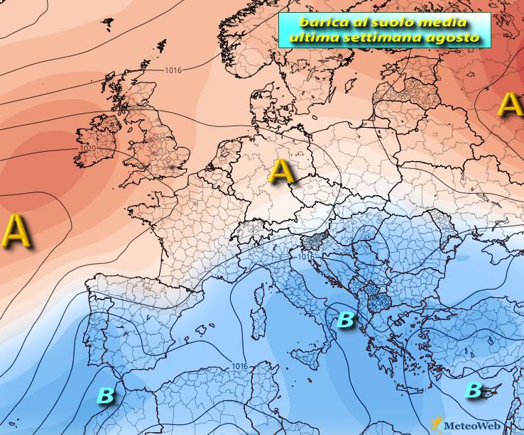 Meteo a Napoli e Campania, il caldo infernale lascerà spazio alla pioggia