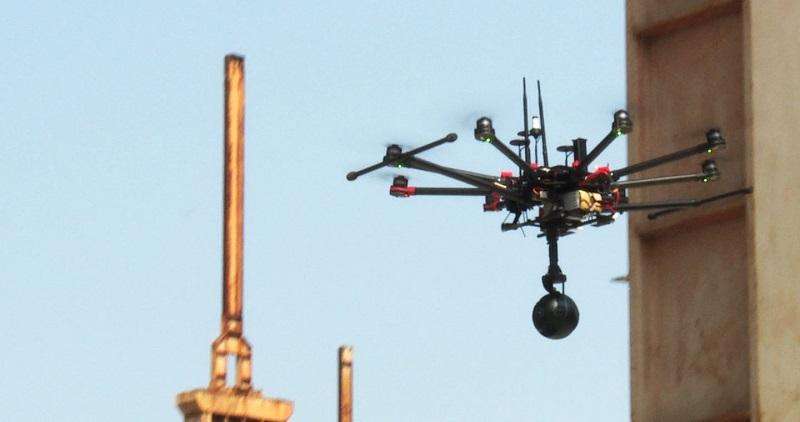 droni satelliti