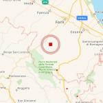 Terremoto Nord Italia, forte scossa a Forlì: tanta paura in Romagna [MAPPE e DATI]