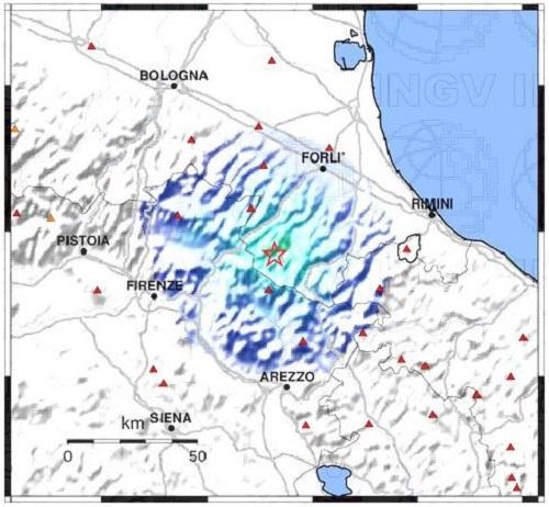 terremoto premilcuore