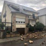 Tornado sul Lussemburgo: 19 feriti e 100 case danneggiate [FOTO e VIDEO]