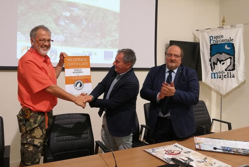 Abruzzo, il Parco Nazionale della Majella premiato dalla European Wilderness Society