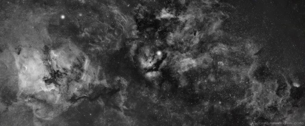 Complesso nebuloso del Cigno