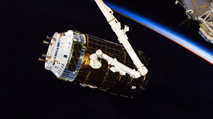 HTV-8 stazione spaziale