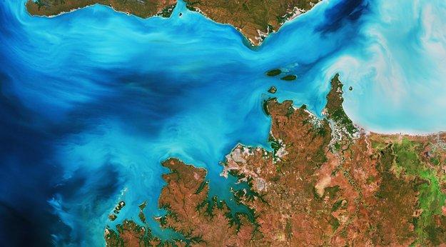Stretto di Clarence, Australia