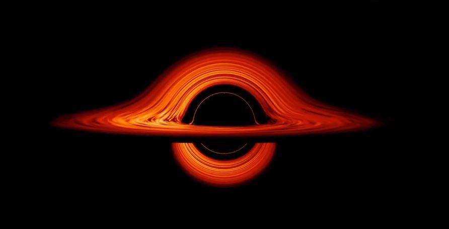 anatomia di un buco nero