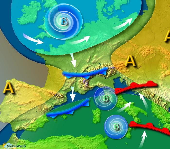 Meteo Napoli lunedì previsioni del tempo del 2 settembre