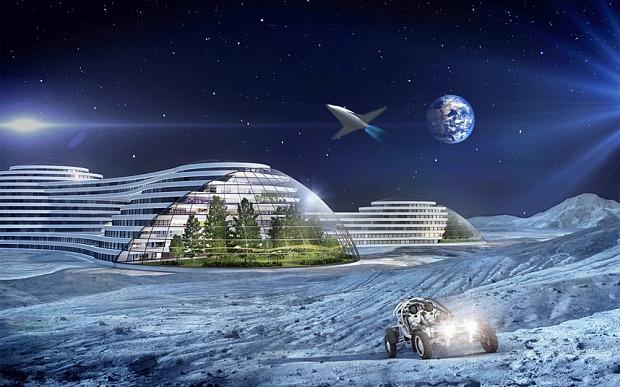 colonie spazio