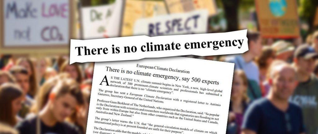 emergenza climatica