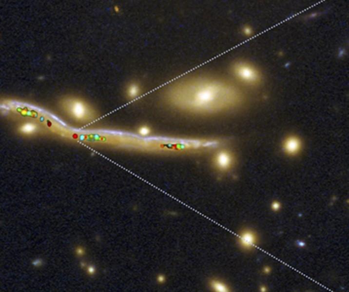 nursery galassie
