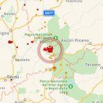 Terremoto, prima notte di Settembre con un nuovo sciame sismico al Centro Italia: paura tra Marche, Umbria, Lazio e Abruzzo, scossa 5° grado Mercalli [MAPPE e DATI]