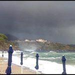 Maltempo in Toscana, tornado e nubifragi tra Capraia e l'Isola d'Elba [FOTO e VIDEO]