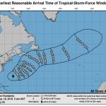 Allerta Meteo, l'Uragano Humberto si dirige verso l'Europa e può capovolgere la tendenza anche in Italia