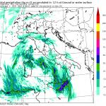 Allerta Meteo, la Squall-Line è arrivata sul Tirreno: allarme temporali violentissimi al Sud