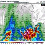 Allerta Meteo, FOCUS sul Nord-Ovest: forte maltempo con la minaccia di nubifragi e alluvioni, rischio tornado e forte vento [MAPPE]