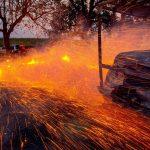 """Emergenza incendi in California, vento forte e assenza di piogge: """"Andate al sicuro il più presto possibile"""" [FOTO]"""